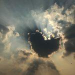 Sky of hearts